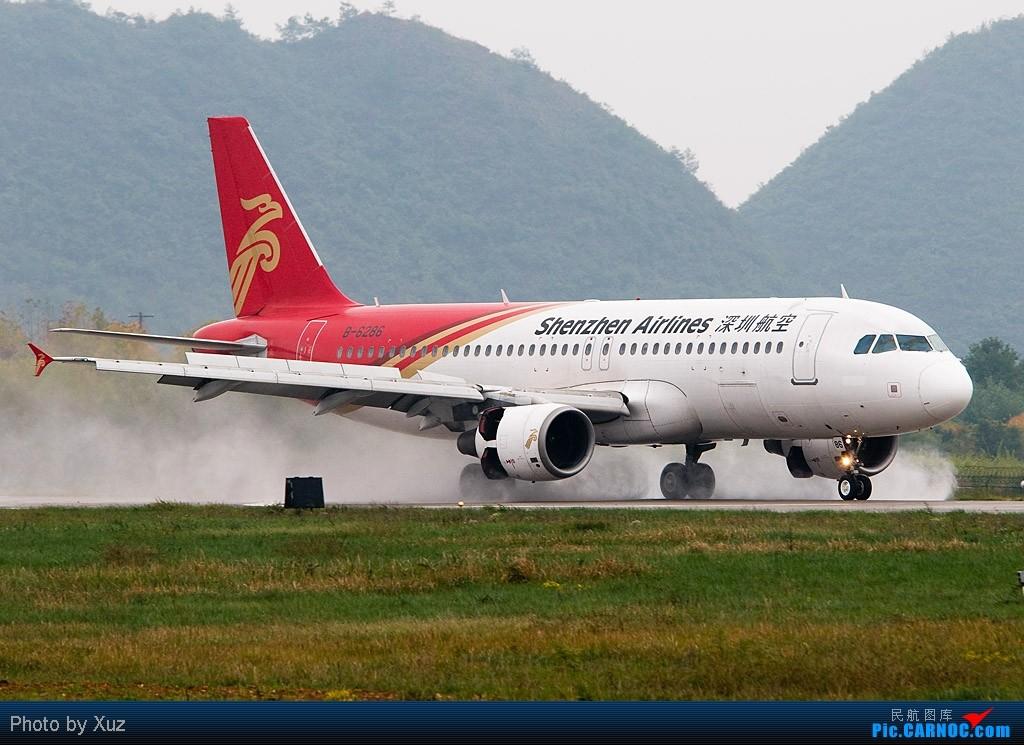 Re:[原创]贵阳机场好风景 AIRBUS A320-200 B-6286 中国贵阳龙洞堡机场