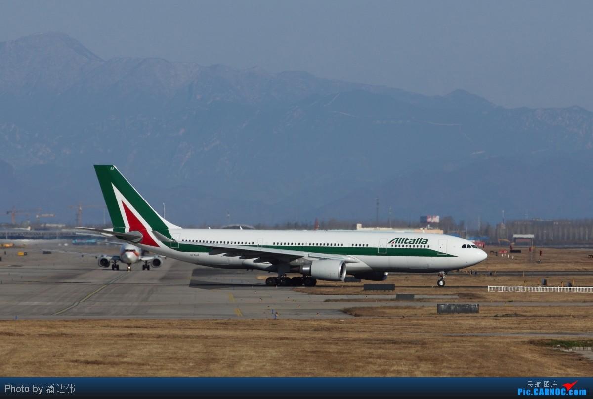 Re:新人~今天好天气在PEK拍机~几家外航和蓝胖子~ AIRBUS A330-200 EI-EJJ 中国北京首都机场