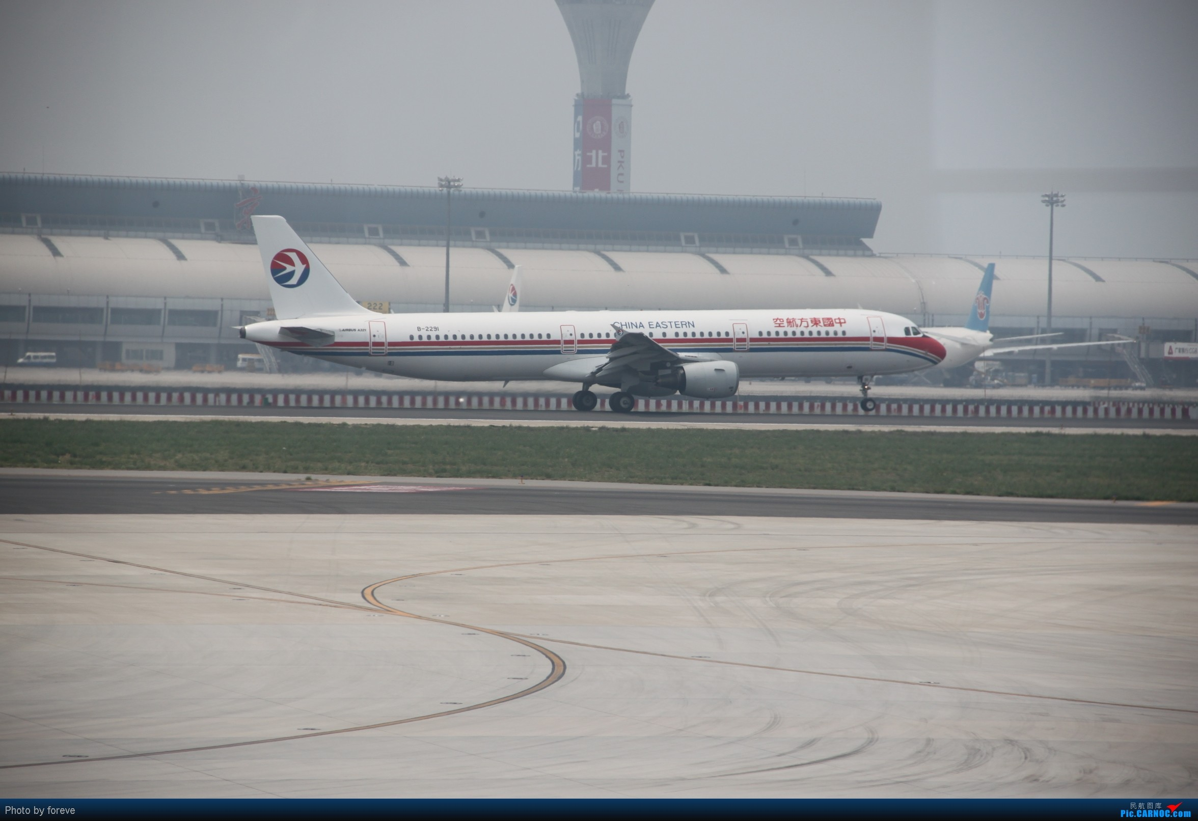 Re:[原创]发点藏货,6月去意大利时在首都机场侯机时拍的 AIRBUS A321-200 B-2291 中国北京首都机场