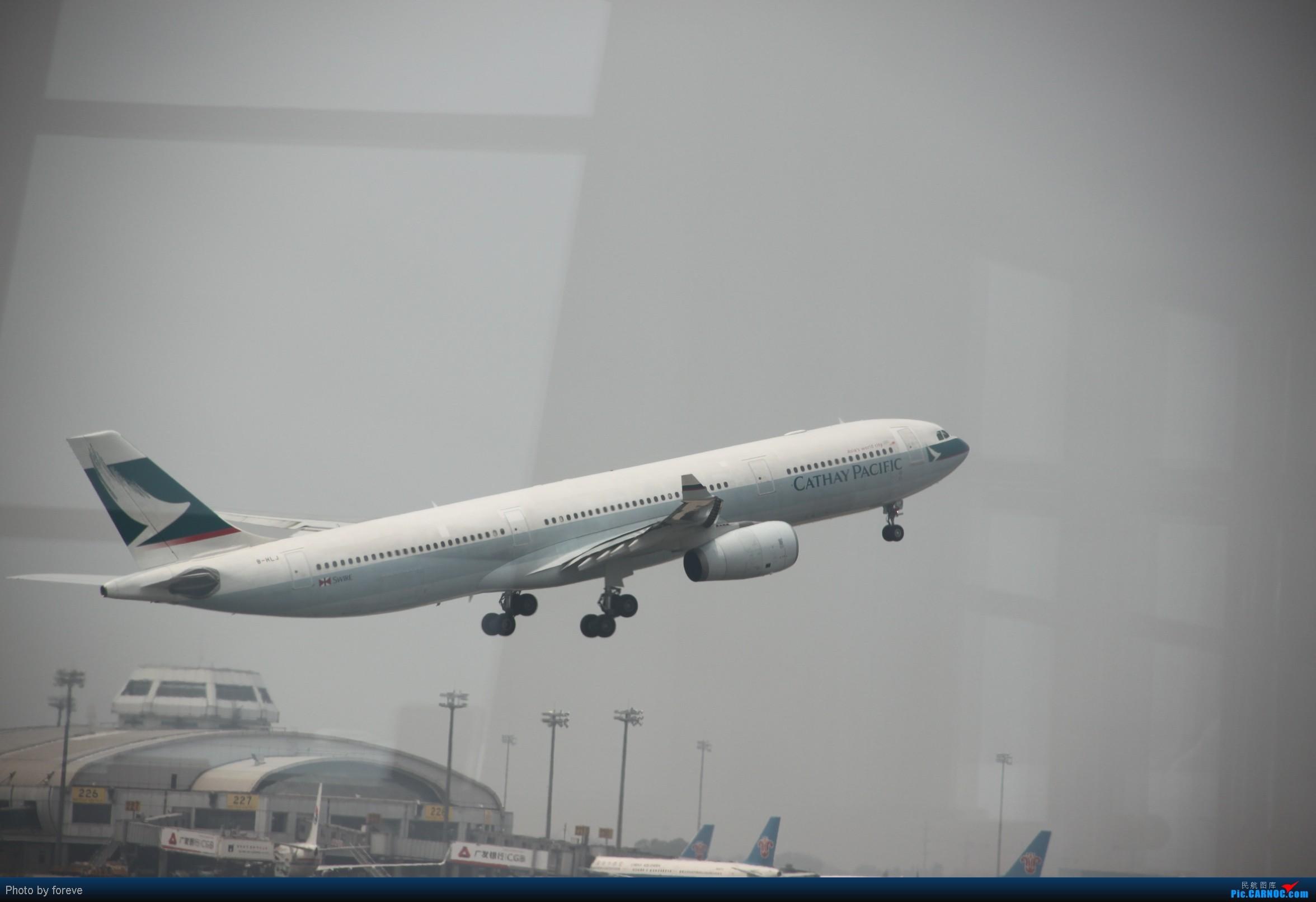 Re:[原创]发点藏货,6月去意大利时在首都机场侯机时拍的 AIRBUS A330-300 B-HLJ 中国北京首都机场