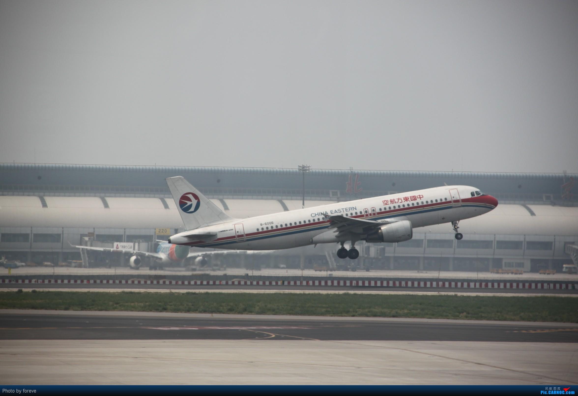 Re:[原创]发点藏货,6月去意大利时在首都机场侯机时拍的 AIRBUS A320-200 B-6006 中国北京首都机场