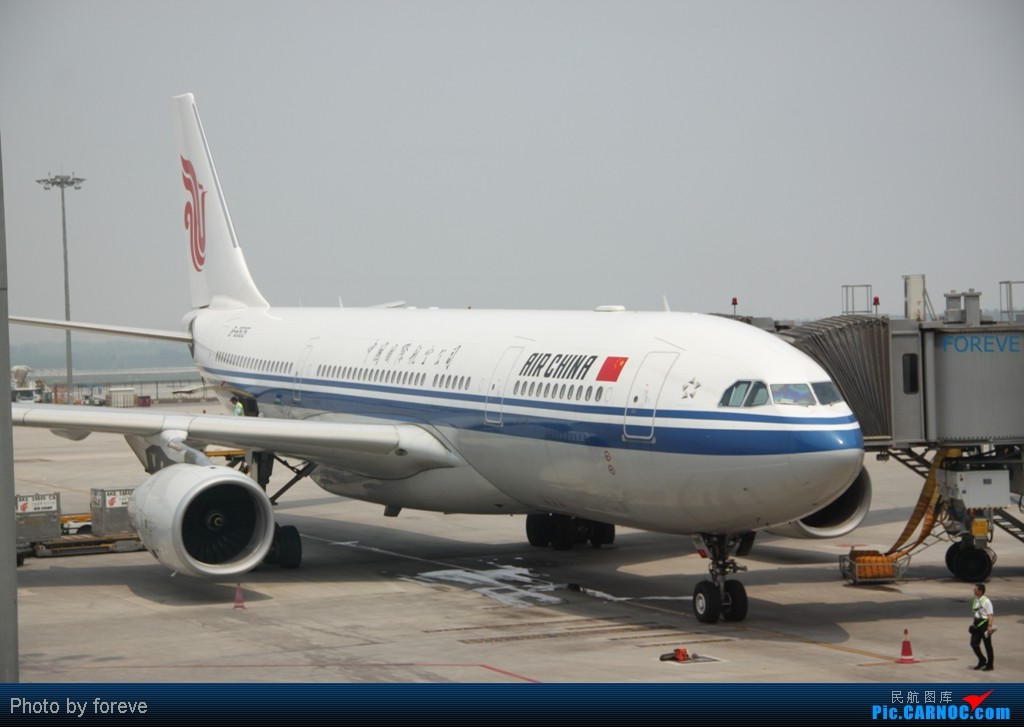 Re:[原创]发点藏货,6月去意大利时在首都机场侯机时拍的 AIRBUS A330-200 B-6505 中国北京首都机场