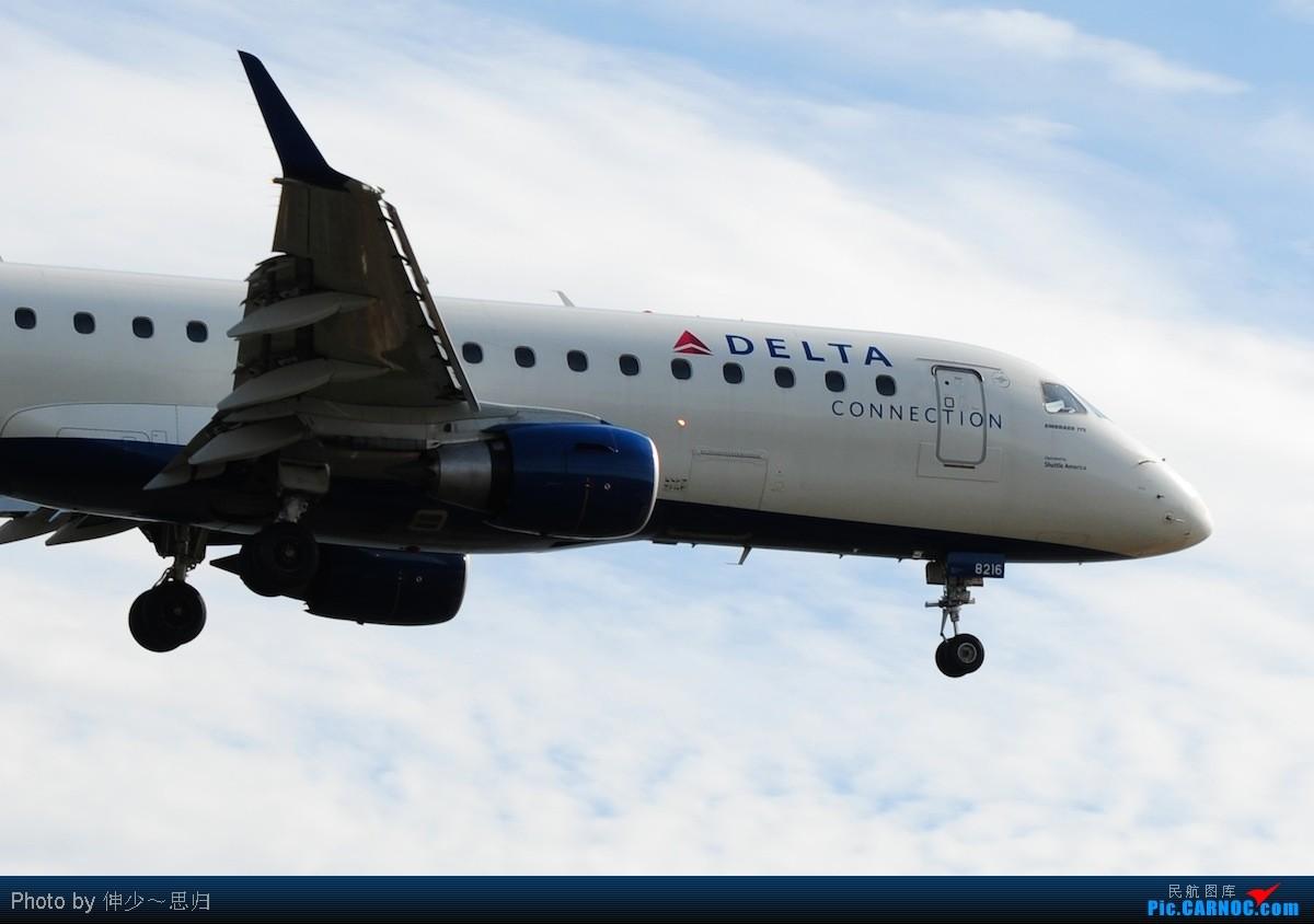 Re:[原创]【长春飞友会】伸少华盛顿第一拍,入驻DC百日纪念,迟到的23岁生日快乐。 EMBRAER E-190  DCA