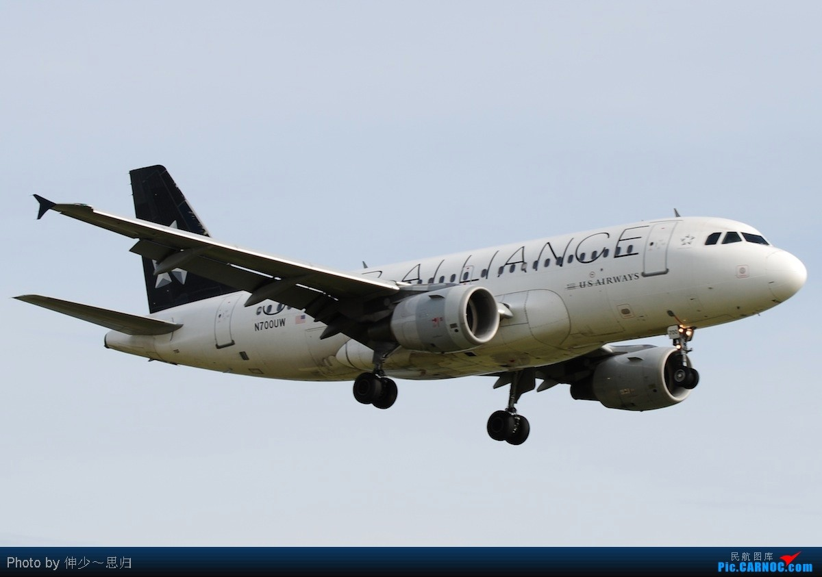 Re:[原创]【长春飞友会】伸少华盛顿第一拍,入驻DC百日纪念,迟到的23岁生日快乐。 AIRBUS A319-100  DCA