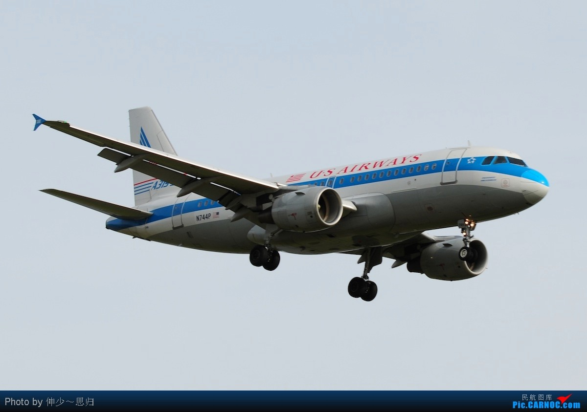 Re:[原创]【长春飞友会】伸少华盛顿第一拍,入驻DC百日纪念,迟到的23岁生日快乐。 AIRBUS A320-200  DCA