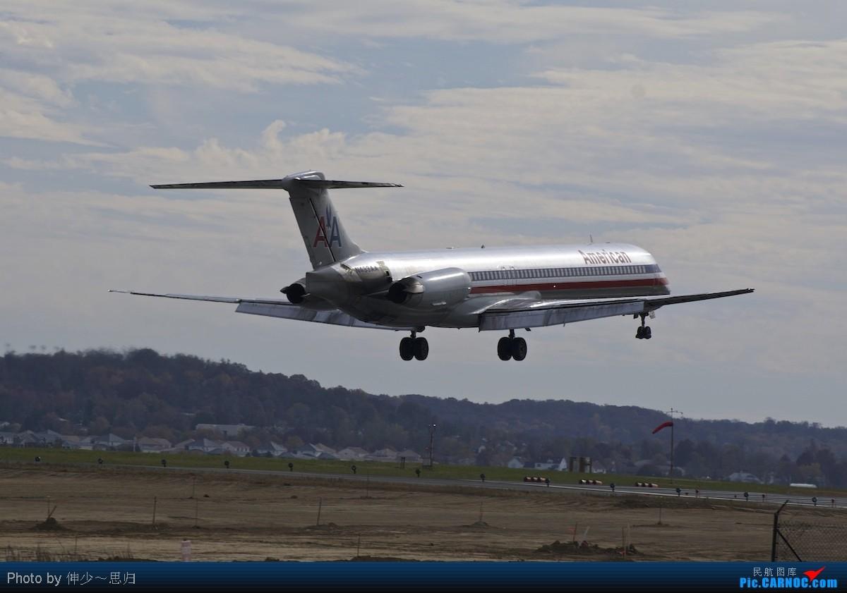 Re:[原创]【长春飞友会】伸少华盛顿第一拍,入驻DC百日纪念,迟到的23岁生日快乐。 MCDONNELL DOUGLAS MD-90  DCA