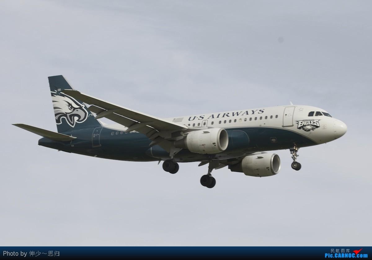 Re:[原创]【长春飞友会】伸少华盛顿第一拍,入驻DC百日纪念,迟到的23岁生日快乐。 AIRBUS A320  DCA