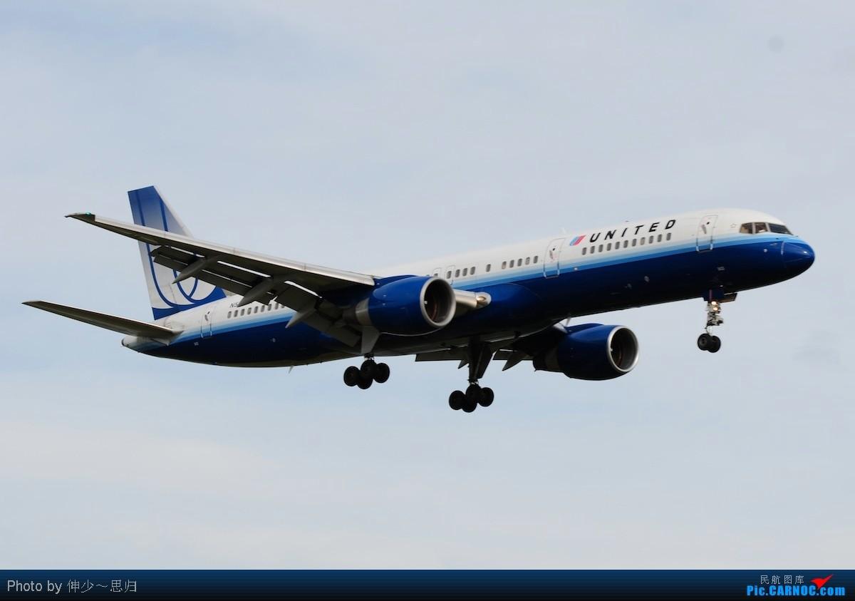 Re:[原创]【长春飞友会】伸少华盛顿第一拍,入驻DC百日纪念,迟到的23岁生日快乐。 BOEING 757-300  DCA