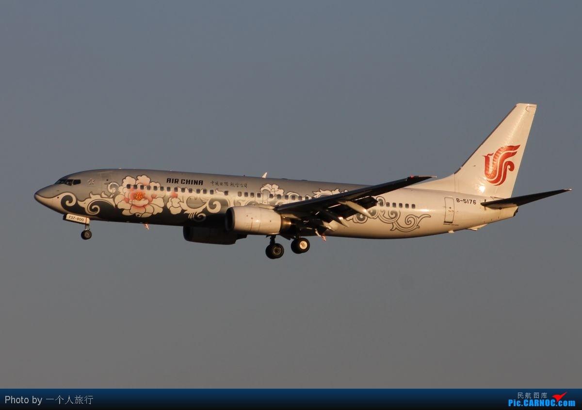 Re:[原创]PEK周末天气大变脸,各种偶遇各种第一次拍……吼吼 BOEING 737-800 B-5176 中国北京首都机场