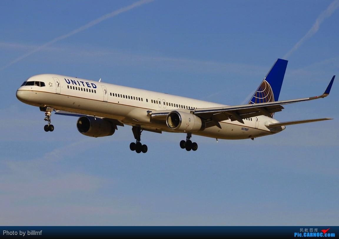 Re:賭城之航拍 BOEING 757-300 N57869 美国拉斯维加斯麦卡伦国际机场机场