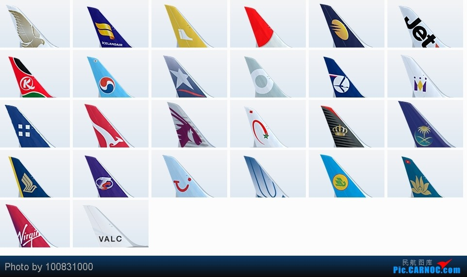 Re:[原创][787梦想之旅·北京站]数数有多少航空公司购买了787