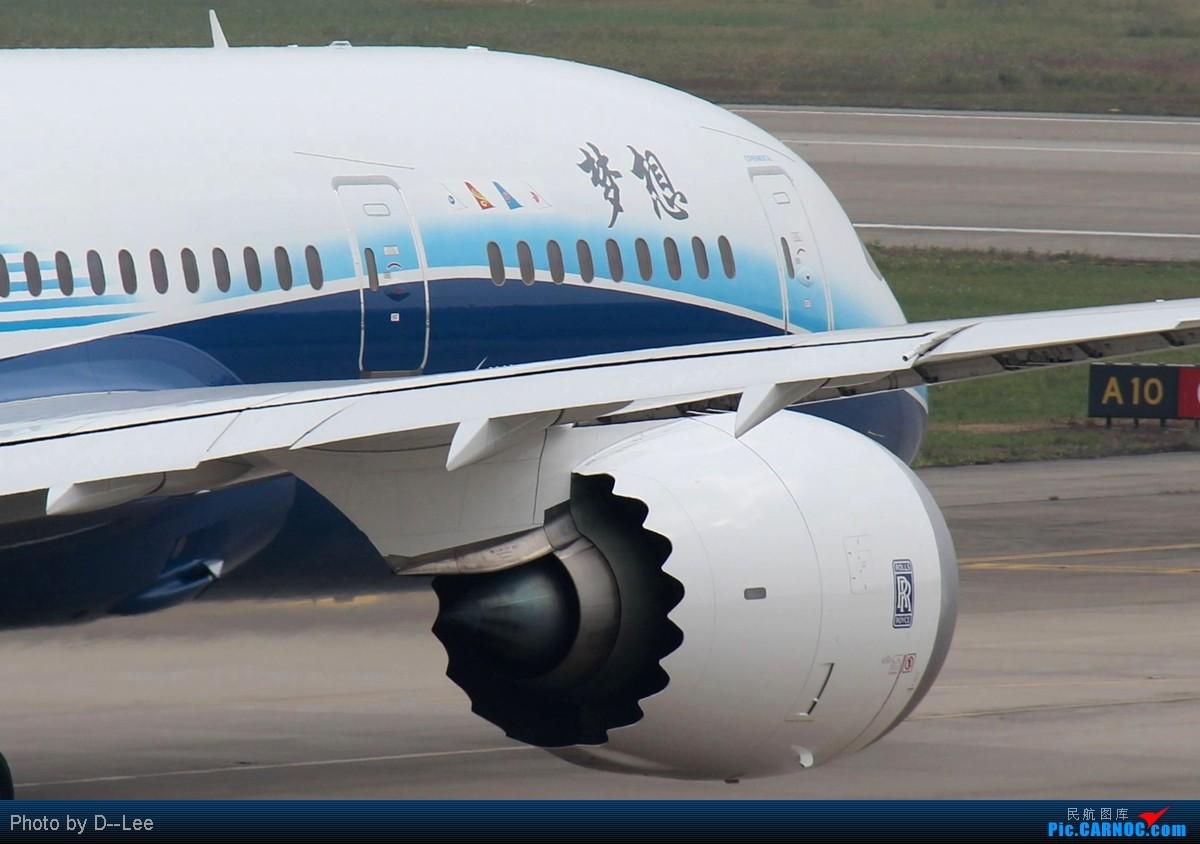 Re:[原创]【787梦想之旅 广州站】-787,你出来飞的,终归要给拍的 BOEING 787-8 N787BX 中国广州白云机场