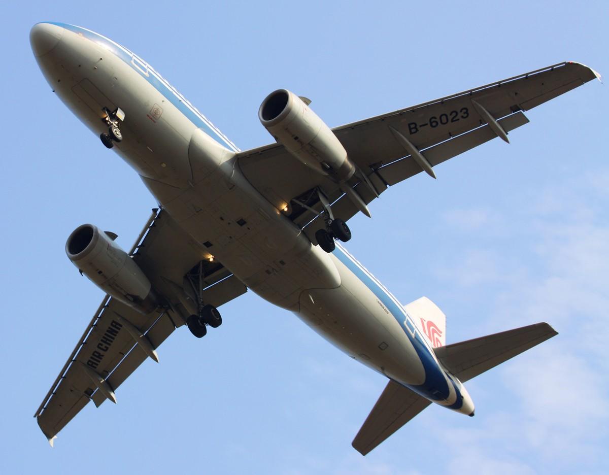 Re:[原创]年底,冒泡发图。 AIRBUS A319-100 B-6023 中国上海浦东机场