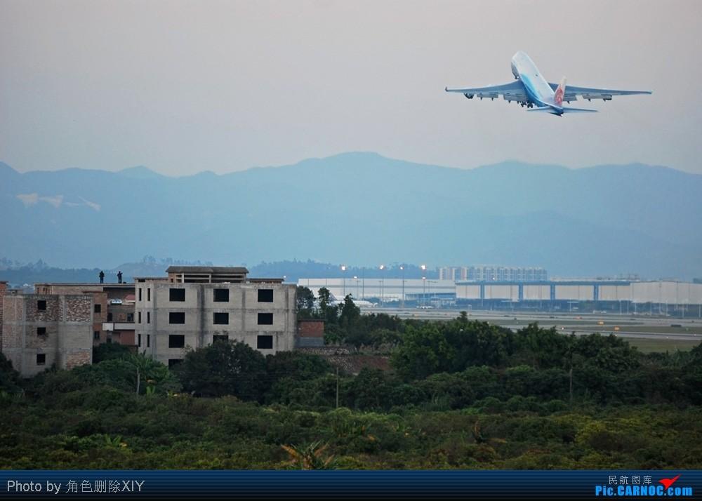 Re:[原创]继续梦想,747蓝鲸.广州     飞友