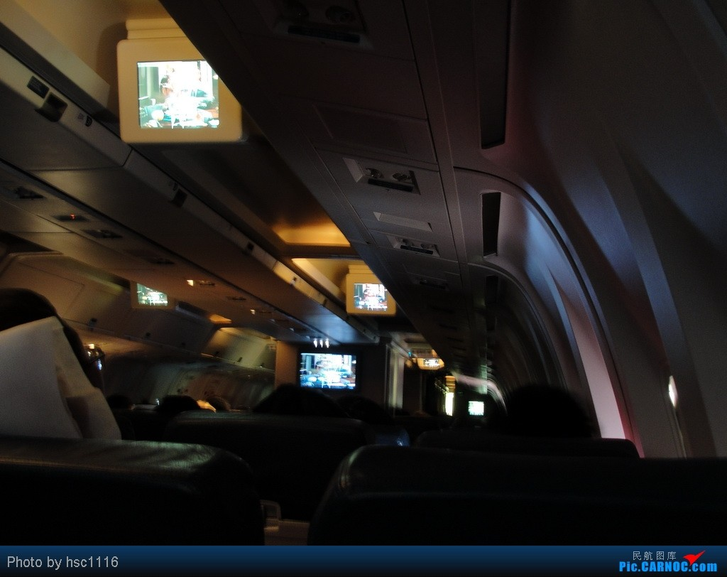 Re:[原创]5月份的回国,冷饭必须炒了。KMSP-KSEA-ZBAA-ZHHH. BOEING 767-300