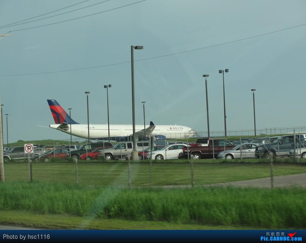 [原创]5月份的回国,冷饭必须炒了。KMSP-KSEA-ZBAA-ZHHH. A330-200 N814NW 美国明尼阿波利斯—圣保罗机场