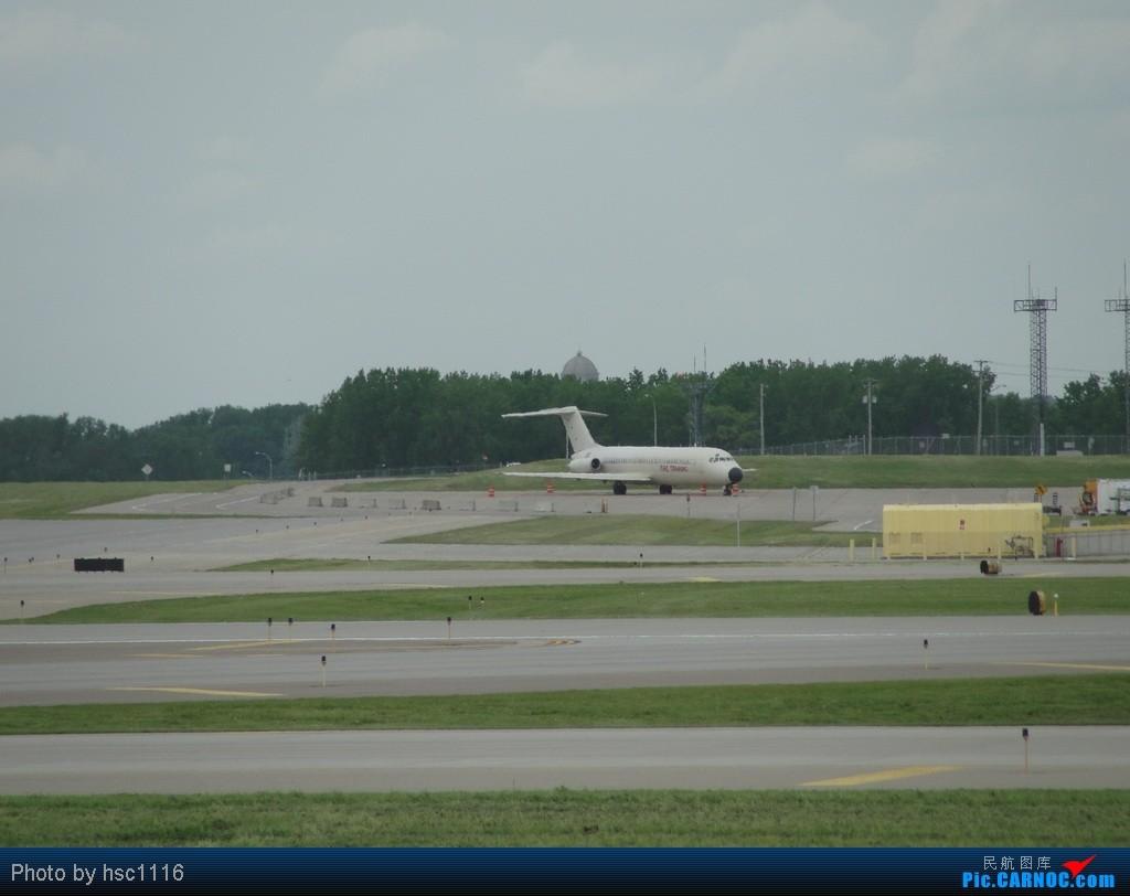 Re:[原创]5月份的回国,冷饭必须炒了。KMSP-KSEA-ZBAA-ZHHH. DC9-10  美国明尼阿波利斯—圣保罗机场