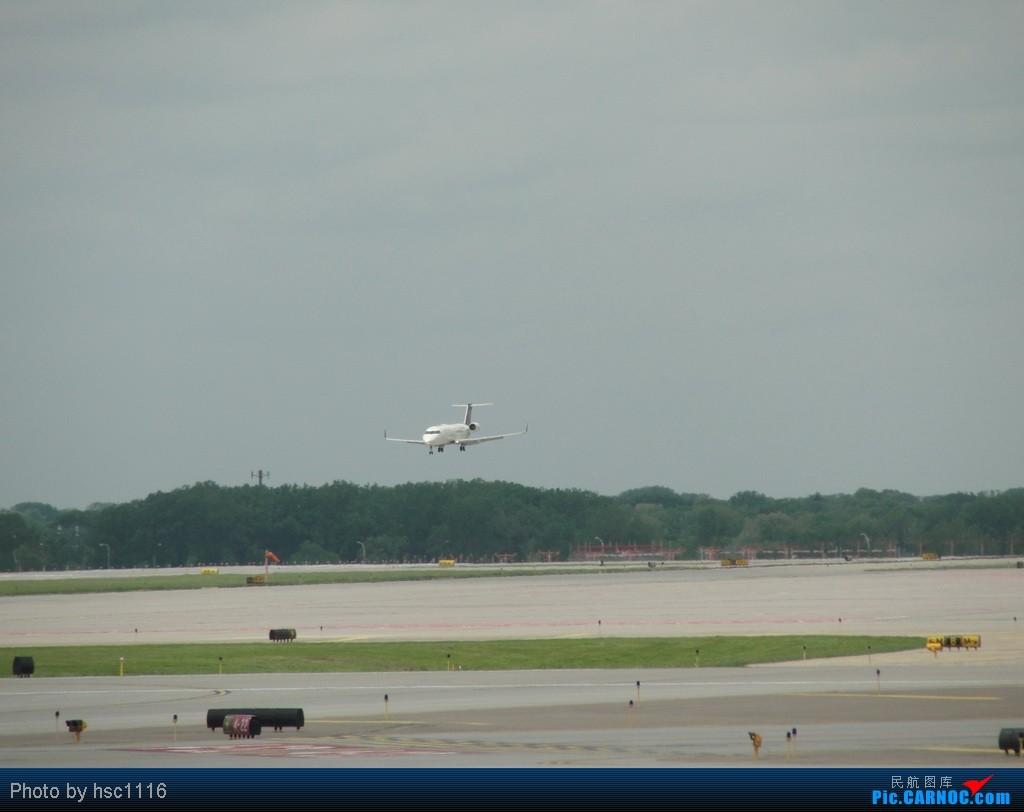 Re:[原创]5月份的回国,冷饭必须炒了。KMSP-KSEA-ZBAA-ZHHH. CRJ-200  美国明尼阿波利斯—圣保罗机场