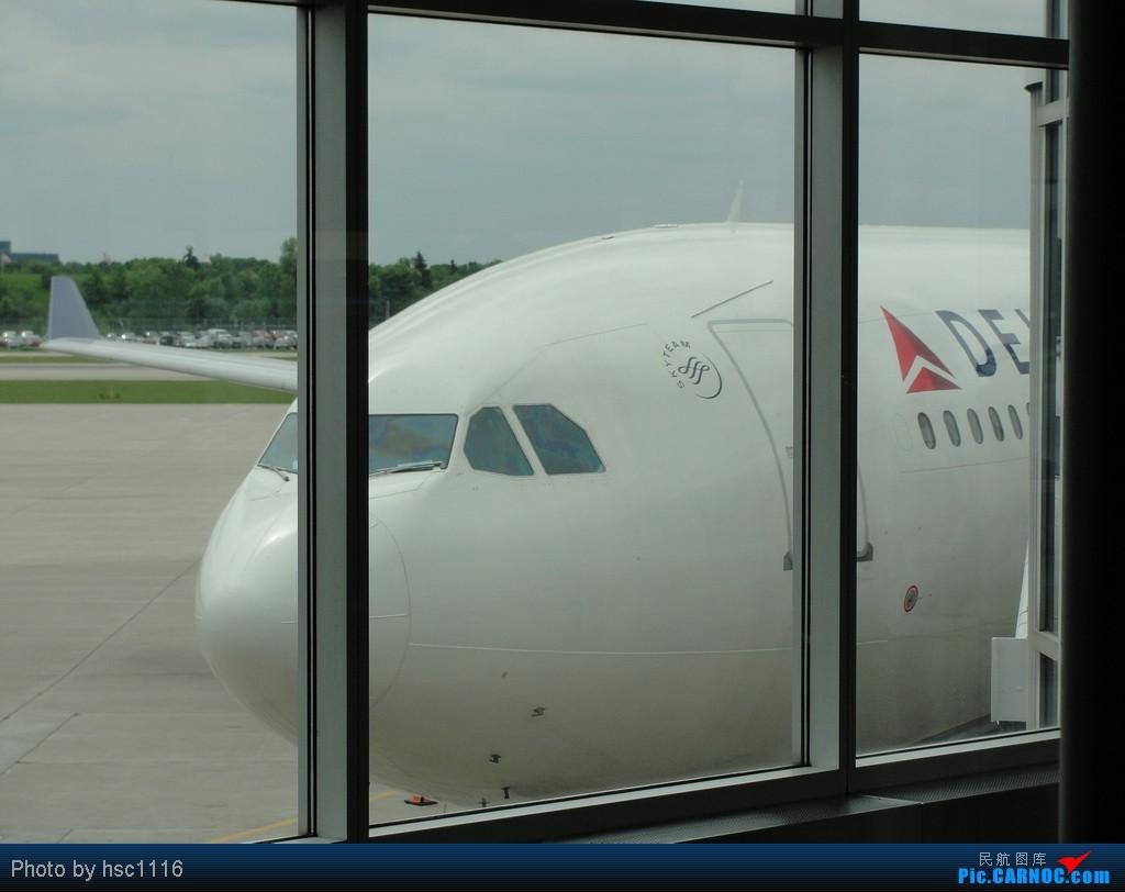 Re:[原创]5月份的回国,冷饭必须炒了。KMSP-KSEA-ZBAA-ZHHH. AIRBUS A330-200  美国明尼阿波利斯—圣保罗机场