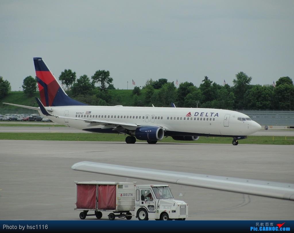 Re:[原创]5月份的回国,冷饭必须炒了。KMSP-KSEA-ZBAA-ZHHH. BOEING 737-800 N3767 美国明尼阿波利斯—圣保罗机场