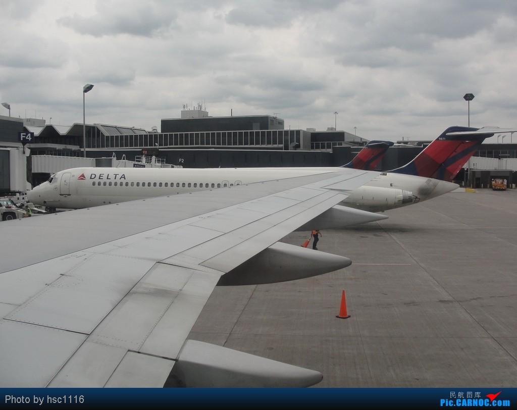 Re:[原创]5月份的回国,冷饭必须炒了。KMSP-KSEA-ZBAA-ZHHH. MCDONNELL DOUGLAS MD-90  美国明尼阿波利斯—圣保罗机场