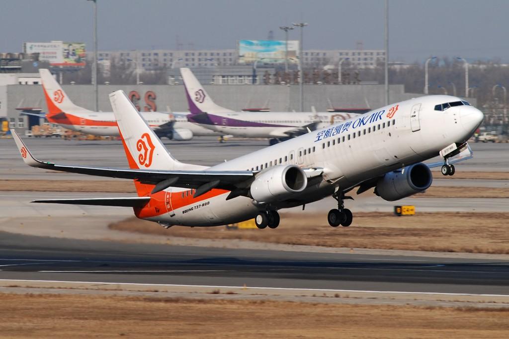 Re:[原创][原创]【TSN飞友会】有好天儿,有好位置,管它来神马呢~ BOEING 737-800 B-5573 中国天津滨海机场