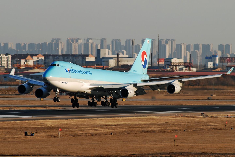 Re:[原创][原创]【TSN飞友会】有好天儿,有好位置,管它来神马呢~ BOEING 747-400 HL7600 中国天津滨海机场