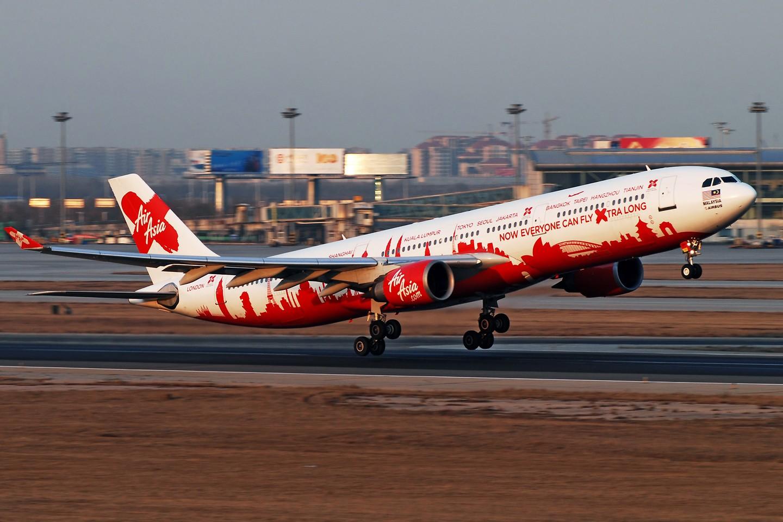 Re:[原创][原创]【TSN飞友会】有好天儿,有好位置,管它来神马呢~ AIRBUS A330-300 9M-XAA 中国天津滨海机场