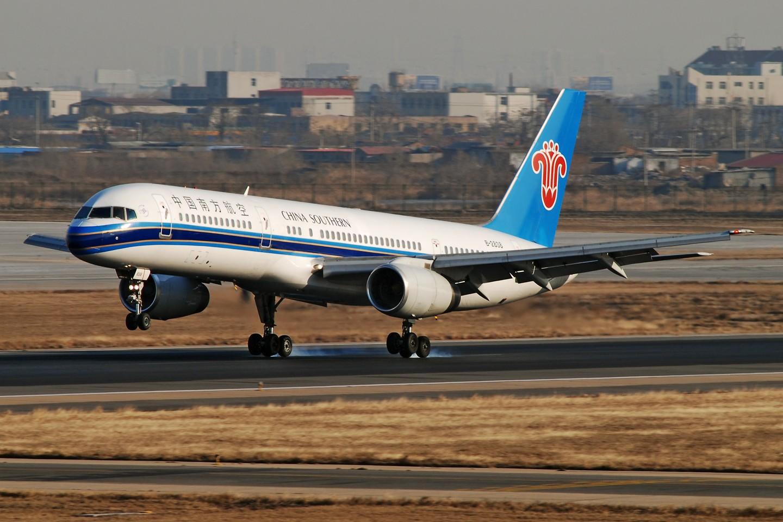 Re:[原创][原创]【TSN飞友会】有好天儿,有好位置,管它来神马呢~ BOEING 757-200 B-2838 中国天津滨海机场