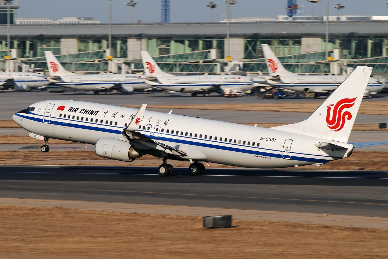 Re:[原创][原创]【TSN飞友会】有好天儿,有好位置,管它来神马呢~ BOEING 737-800 B-5391 中国天津滨海机场