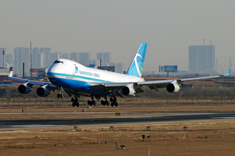 Re:[原创][原创]【TSN飞友会】有好天儿,有好位置,管它来神马呢~ BOEING 747-400 B-2427 中国天津滨海机场