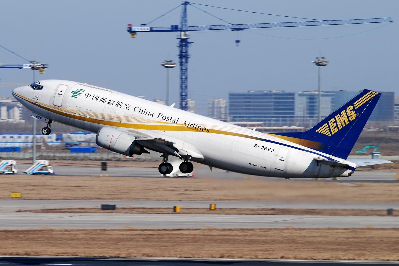 Re:[原创][原创]【TSN飞友会】有好天儿,有好位置,管它来神马呢~ BOEING 737-300 B-2662 中国天津滨海机场