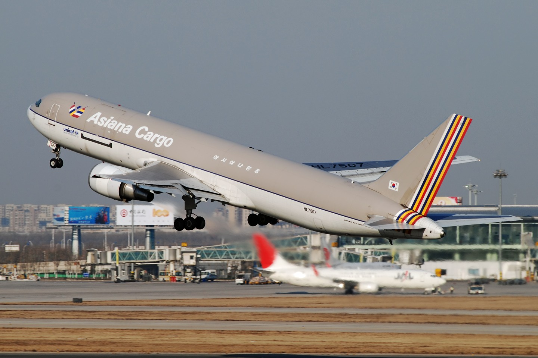 Re:[原创][原创]【TSN飞友会】有好天儿,有好位置,管它来神马呢~ BOEING 767-300 HL7507 中国天津滨海机场
