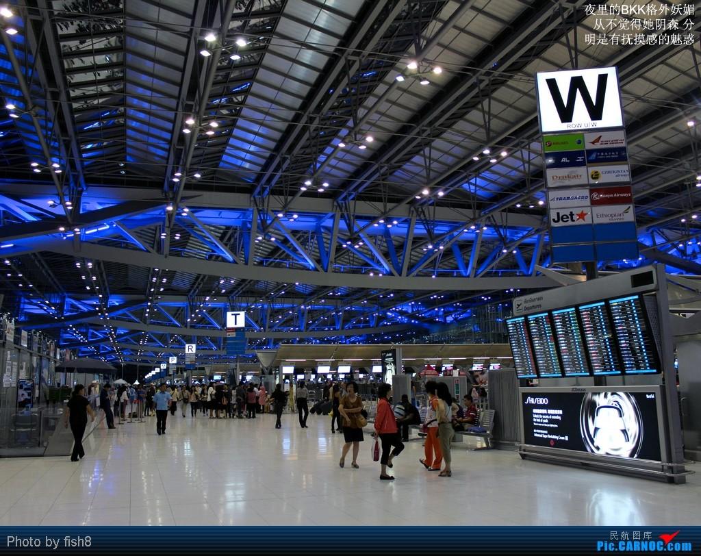 Re:[原创]【长春飞友会】fish8(20):初乘大韩去清迈 泰东方到曼谷 PEK-ICN-CNX CNX-DMK    泰国曼谷(素万那普)机场