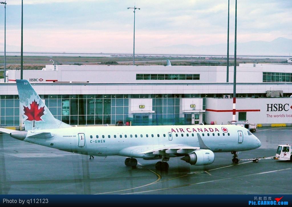 Re:[原创]加拿大YVR拍机 EMBRAER 190