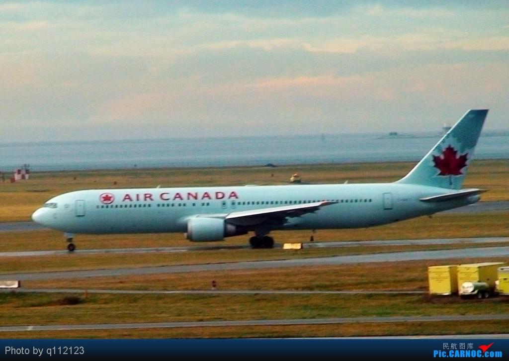 Re:[原创]加拿大YVR拍机 B767-300ER
