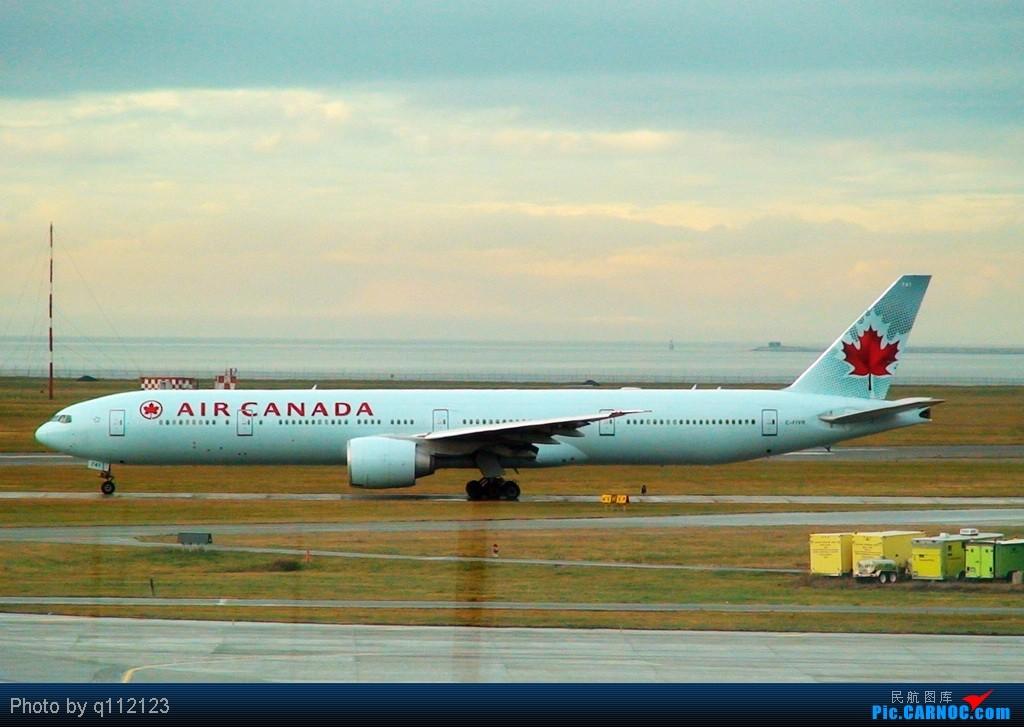 Re:[原创]加拿大YVR拍机 B777-300ER