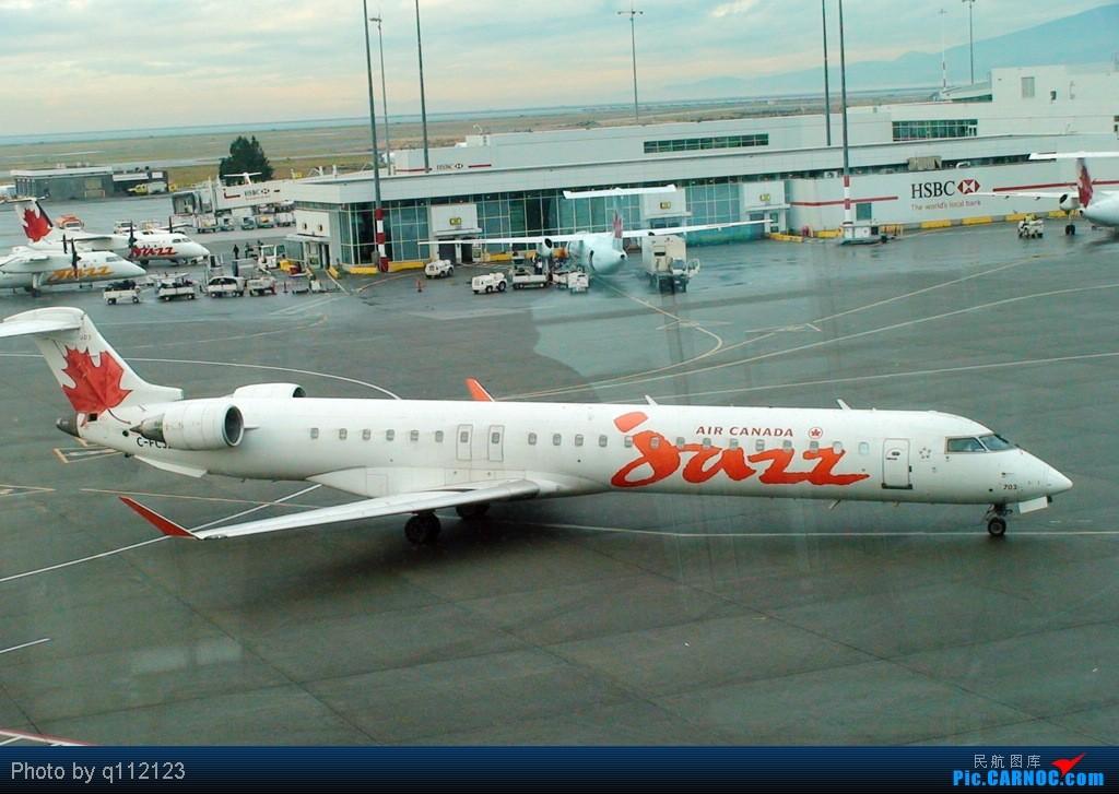 Re:[原创]加拿大YVR拍机 CRJ 705