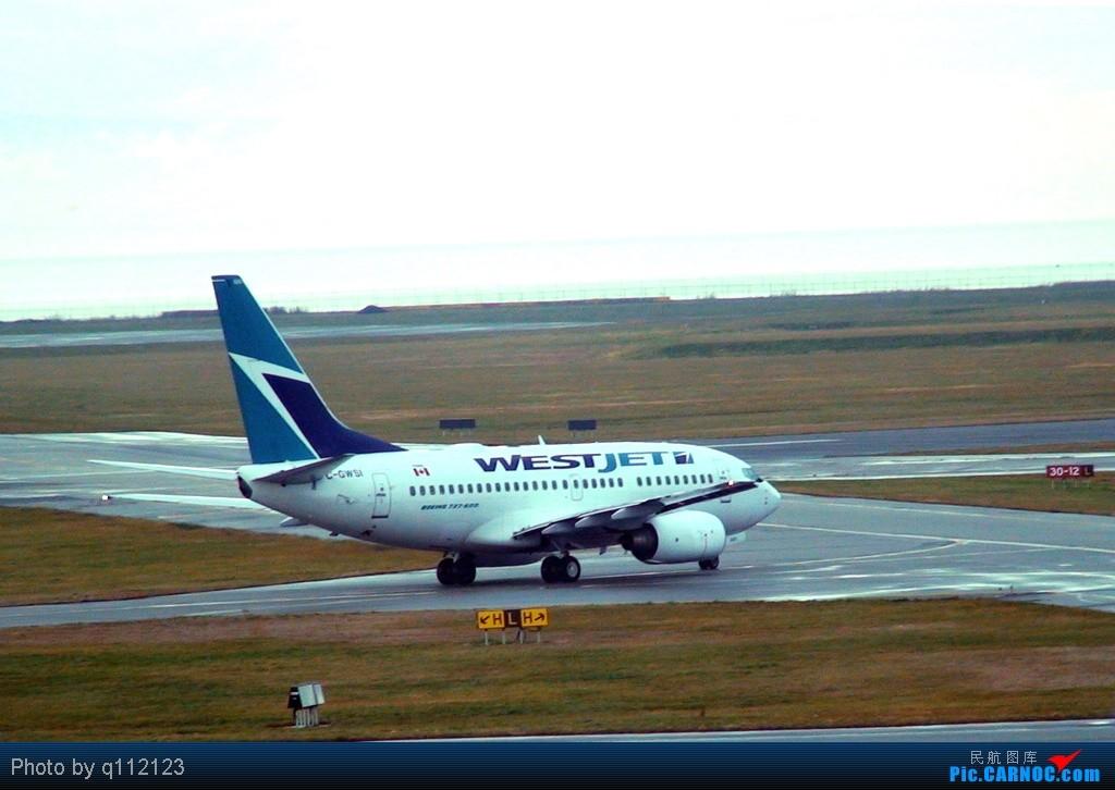 Re:[原创]加拿大YVR拍机 BOEING 737-600