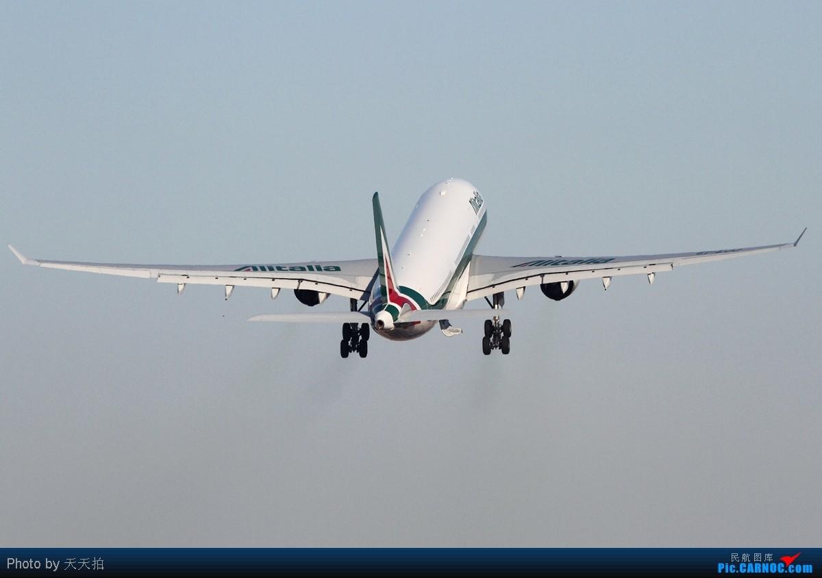 Re:波兰波音737南航A380-B6137意大利A330起飞 AIRBUS A330-200 EI-EJJ 中国北京首都机场