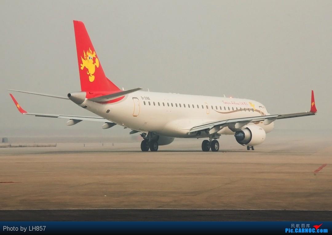 Re:[原创]河北航190、G450和737,闪灯的海航767和腾飞的香港快运 EMBRAER E-190 B-3186 中国石家庄正定机场