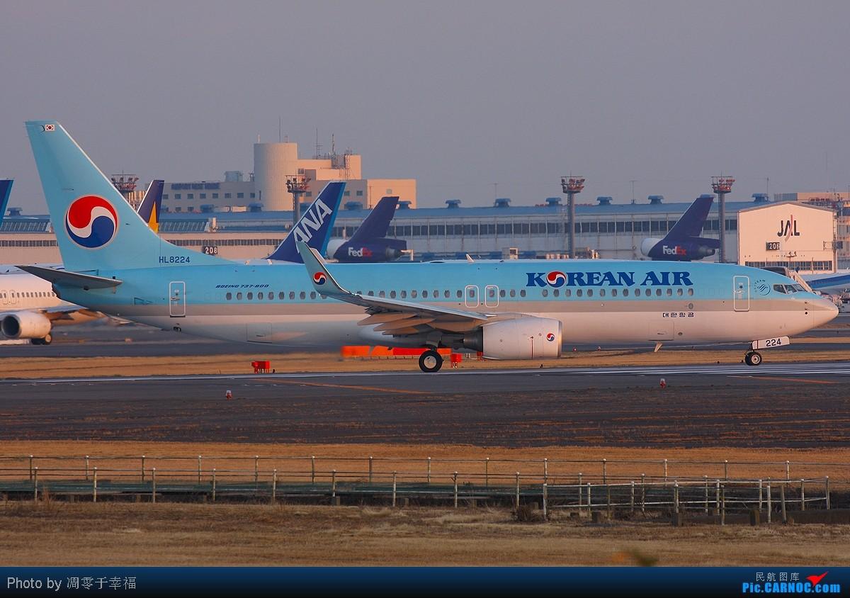Re:[原创]【BLDDQ】有打酱油的地方就有737,成田也不例外.. 737-800 HL8824 日本东京成田机场