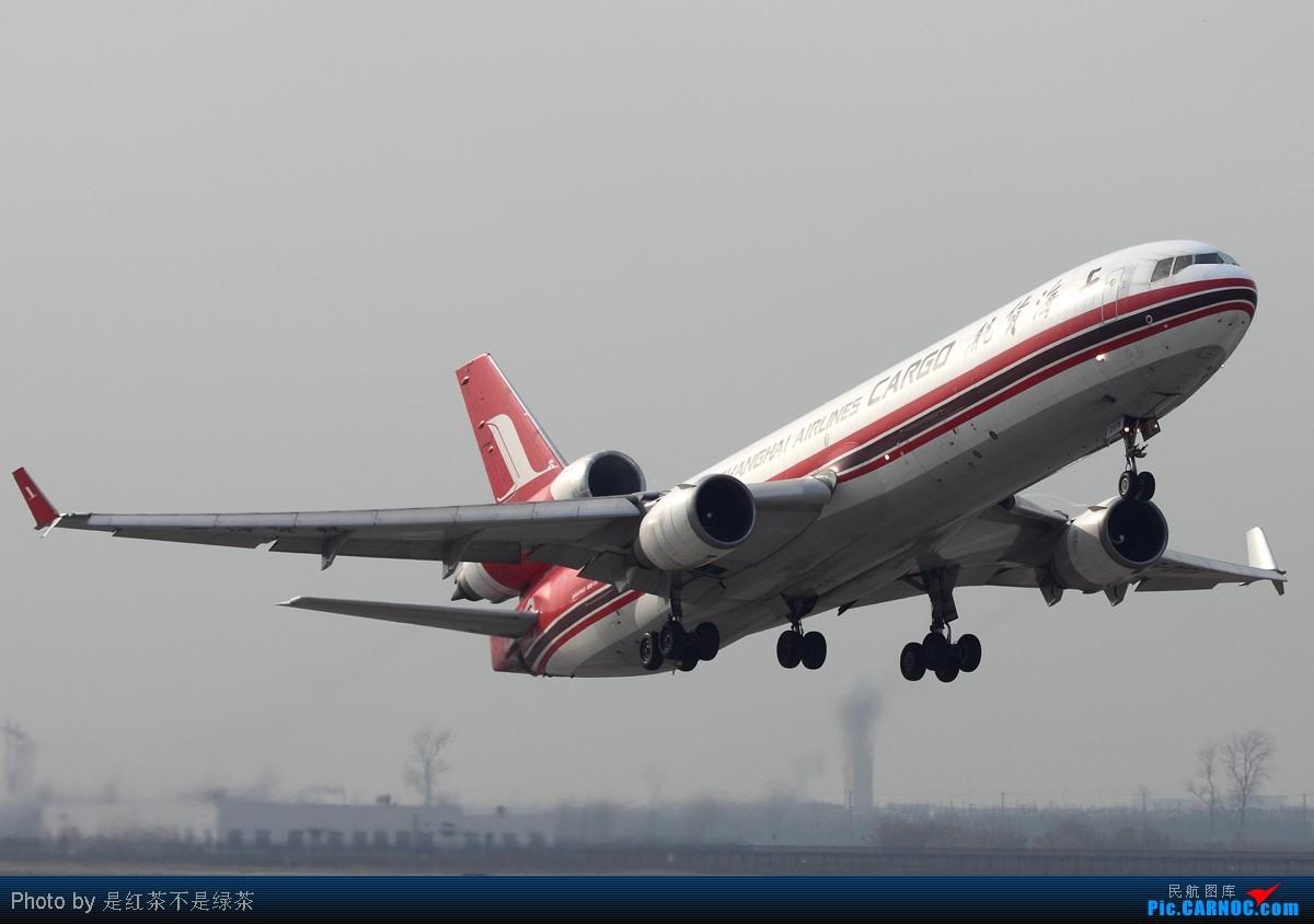 Re:[原创]【红茶拍机】新年PVG第一拍,恭祝大家新年快乐! MCDONNELL DOUGLAS MD-11 B-2178 中国上海浦东机场