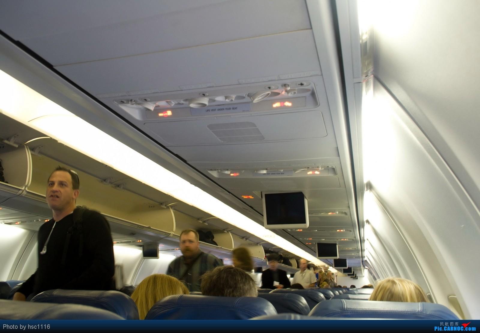 Re:逃离寒冬——奥兰多之旅。再进753驾驶舱(这次有照片) BOEING 757-300 N583NW 美国奥兰多机场