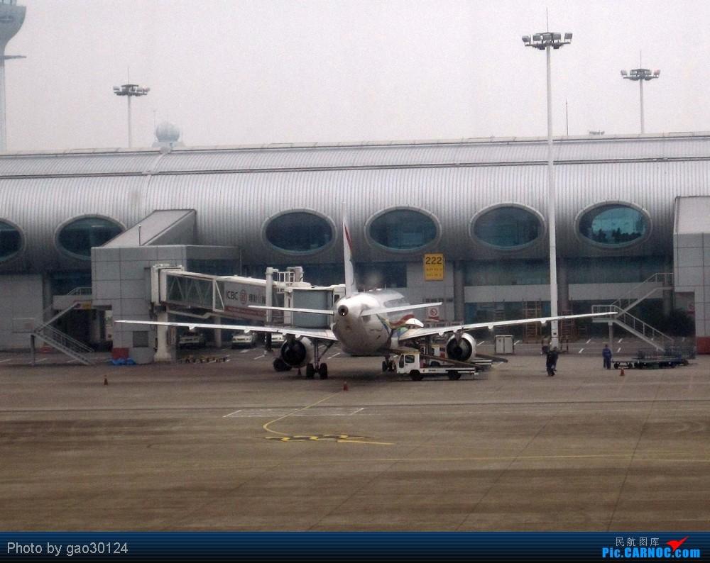 Re:[原创]寒假回家之旅,欢迎大家讨论这奇妙的航班号  重庆-珠海游记 BOEING 777-200 B-2053 中国重庆江北机场