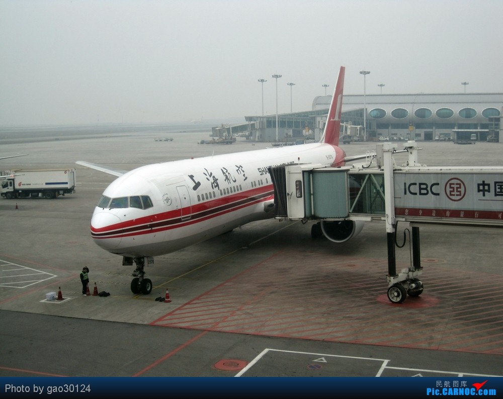 Re:[原创]寒假回家之旅,欢迎大家讨论这奇妙的航班号  重庆-珠海游记 BOEING 767-300 B-2570 中国重庆江北机场
