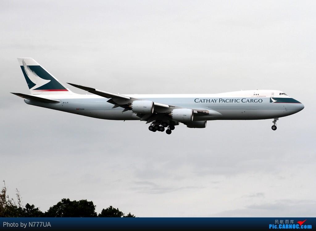 [原创]國泰 & Cargolux B747-8F特輯 !! BOEING 747-867F/SCD B-LJE RCTP