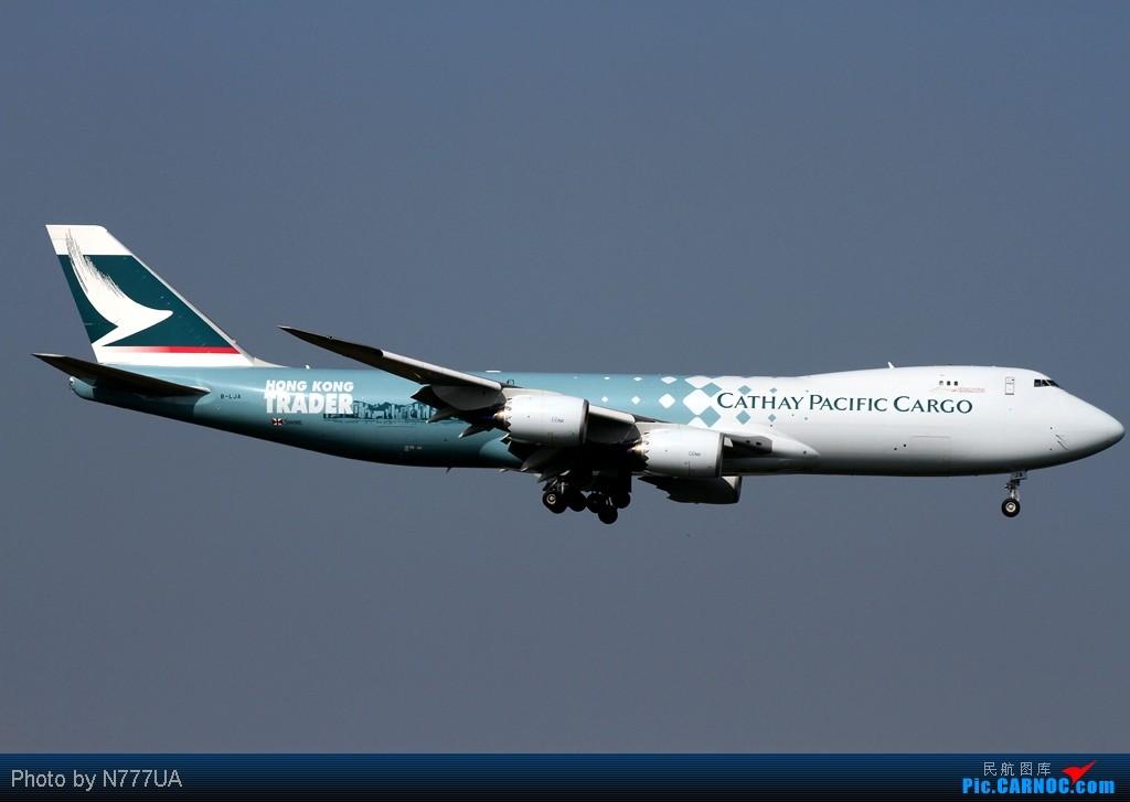 Re:[原创]國泰 & Cargolux B747-8F特輯 !! BOEING 747-867F/SCD B-LJA RCTP