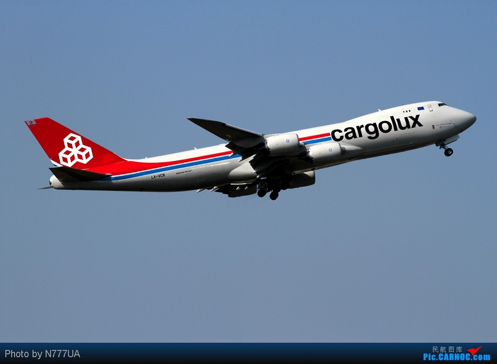 Re:[原创]國泰 & Cargolux B747-8F特輯 !! BOEING 747-800F/SCD LX-VCB RCTP