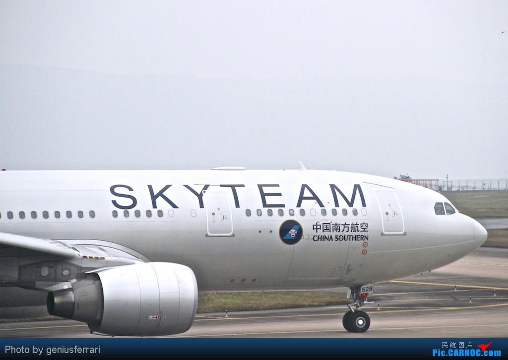 Re:[原创][CARNOC重庆飞友会]新年CKG,春运更给力 BOEING 737-800 B-6528 重庆江北国际机场